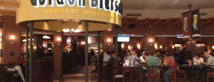 Gordon Biersch Brewery Restaurant is one of Uber <3's Tysons!.