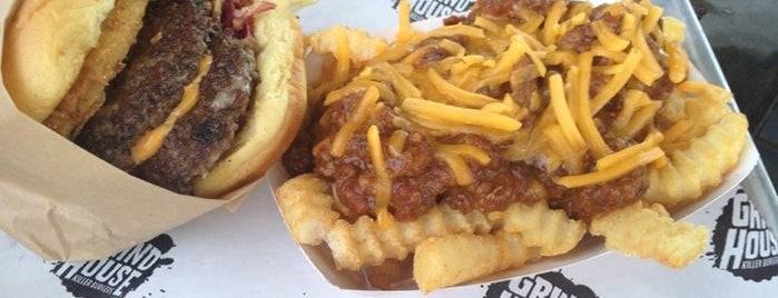 Grindhouse Killer Burgers is one of best burger joints.
