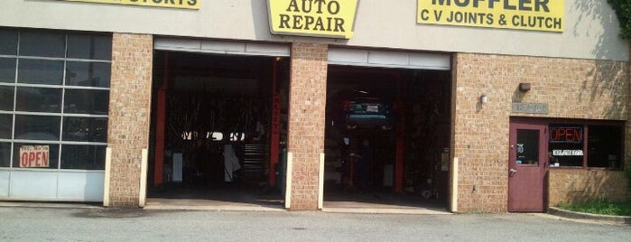 King Muffler & Auto Repair is one of Great Tips!.