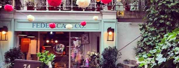 Federica & Co. is one of Redescubrir madrid.