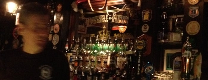 O'Connell's is one of Tempat yang Disimpan Bobby.