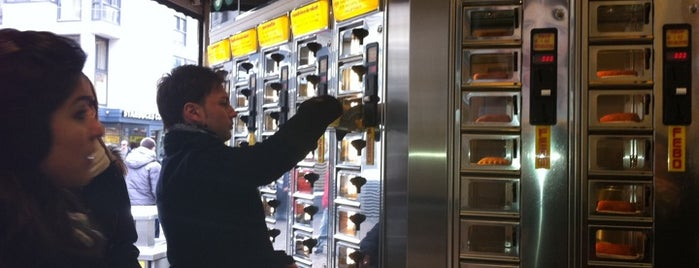 FEBO is one of Amsterdam's Finest.