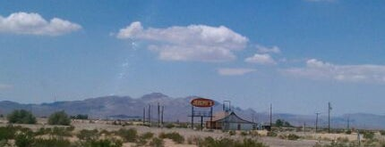 Harvard Rd is one of Route to Vegas.