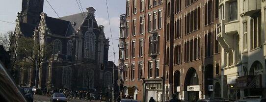 Steve Madden is one of Amsterdam○○.
