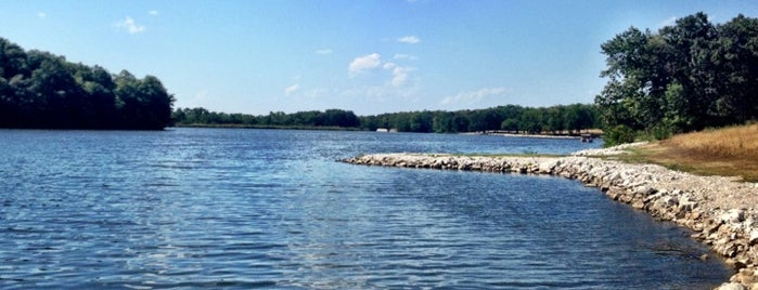 Lake Ahquabi State Park is one of IA STATE PARKS.