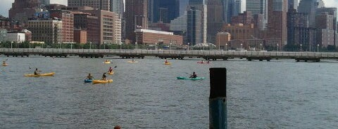Downtown Boathouse is one of Best Water Activities in and around New York City.