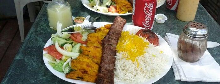 Taftan Kebab is one of Persian TO.