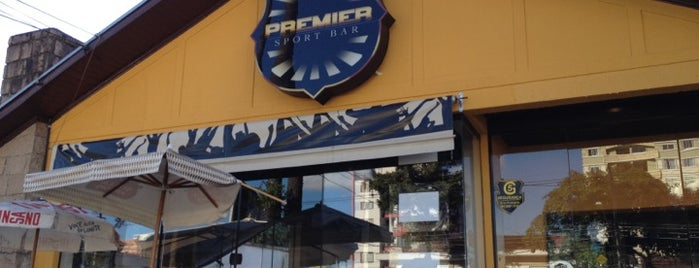 Premier Sport Bar is one of Curitiba.