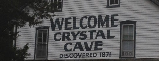 Crystal Cave is one of Locais salvos de Brandon.