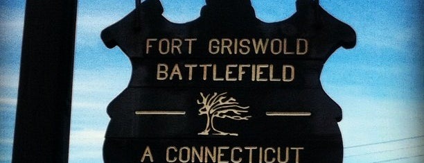 Fort Griswold Battlefield State Park is one of Chelseaさんのお気に入りスポット.