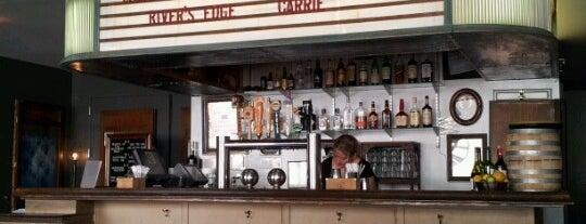 Nitehawk Cinema is one of NEW YORK CITY: cafes.
