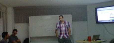MYJOBSPACE - Coworking & Espaço de Eventos is one of Espaços de Coworking.