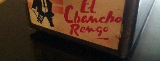 El Chancho Rengo is one of Lieux qui ont plu à Roberto.