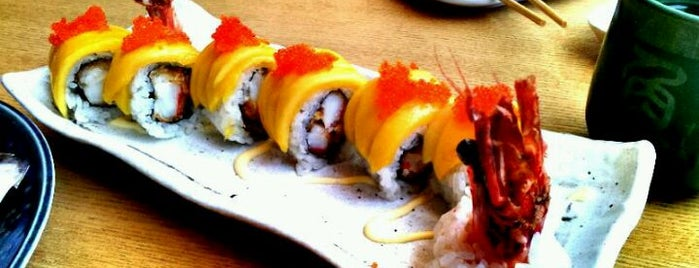 Sushi Tei is one of Singapore: business while travelling.