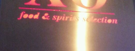 XO food & spirits Selection is one of √ Best Cafès & Bars in Genova.