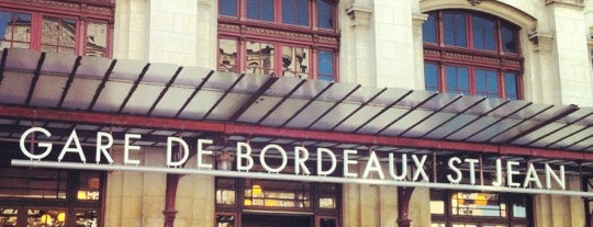 Gare SNCF de Bordeaux Saint-Jean is one of Ola 님이 좋아한 장소.