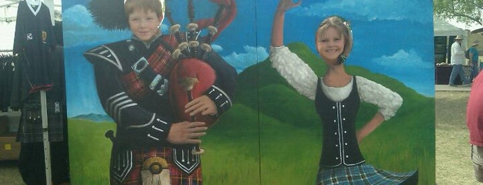 Arizona Highland Games is one of favs.