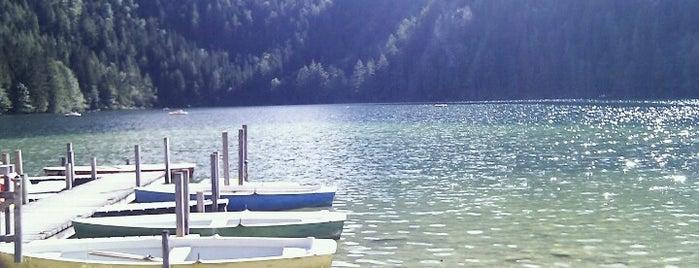 Gleinkersee is one of das schwimmwasser.