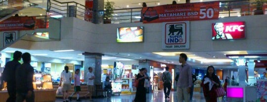 BSD Plaza is one of Top picks for Malls.