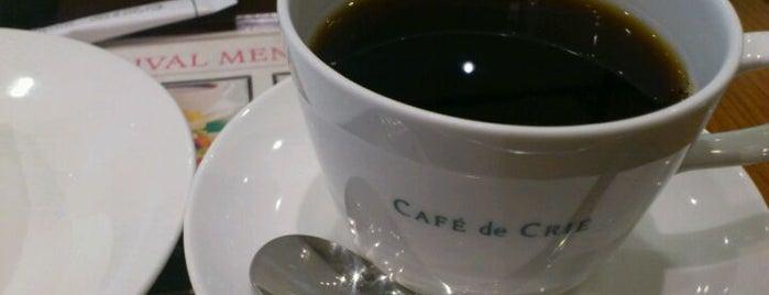 CAFÉ de CRIÉ Plus is one of yoshikazu's Liked Places.