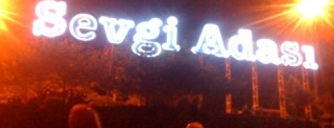 Sevgi Adası is one of Adana.