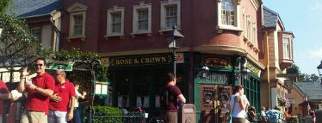 The Rose & Crown Pub & Dining Room is one of Favorite Eateries at Walt Disney World.