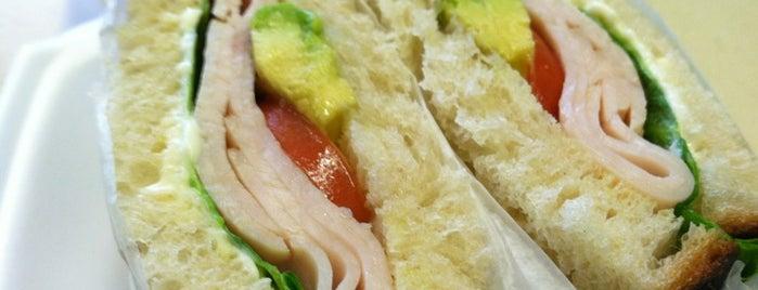 Jou Jou Cafe is one of Dining in Harlem (cafes, bistros, sandwich shops).