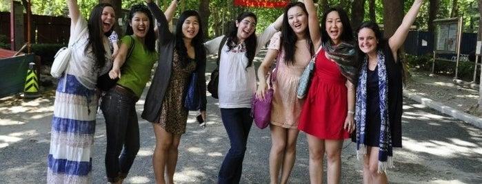 Beijing Language and Culture University is one of Fuat'ın Beğendiği Mekanlar.