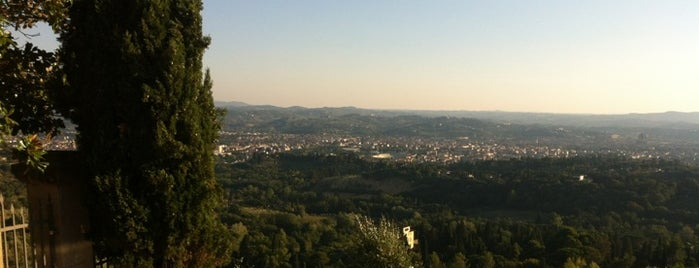 Commune di Fiesole is one of Florence: Sightseeing.