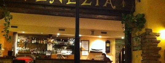 Trattoria Venezia is one of Budapeste.