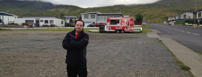Grundarfjörður Hot Dog Stand is one of Carmen : понравившиеся места.