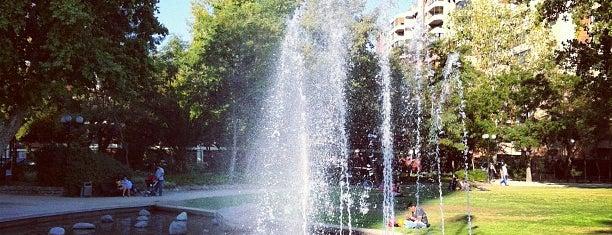 Parque Inés de Suárez is one of yahia.