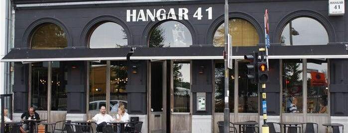 Hangar 41 is one of สถานที่ที่บันทึกไว้ของ Rafaëla.