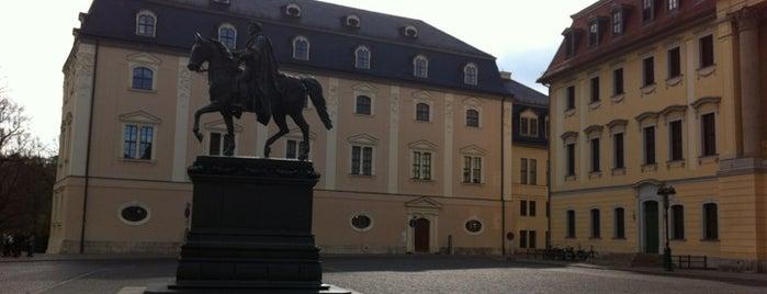 Herzogin Anna Amalia Bibliothek is one of Deutschland | Sehenswürdigkeiten & mehr.