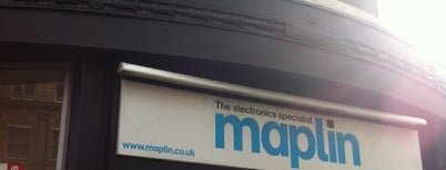 Maplin Electronics is one of Rogerさんのお気に入りスポット.