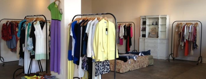 Satine Boutique is one of Where to Shop for Emerging Designers: LA.