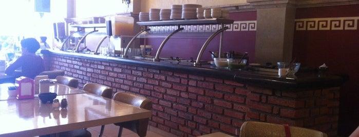 Restaurant Mitla is one of Luis 님이 좋아한 장소.