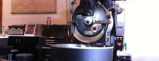 Heart Coffee Roasters is one of Portland's Best Coffee - 2012.