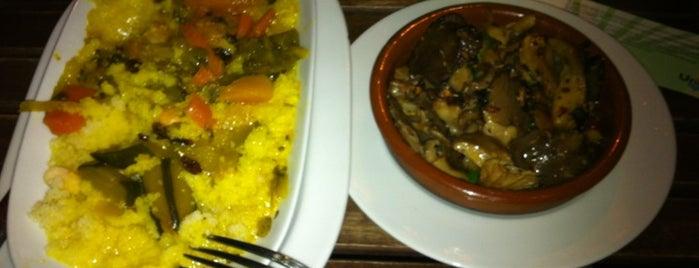 El Vegetariano de la Alcazabilla is one of 101 cosas que ver en Málaga antes de morir.