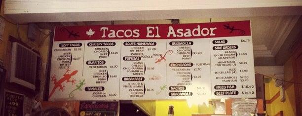 Tacos El Asador is one of Toronto, Canada.