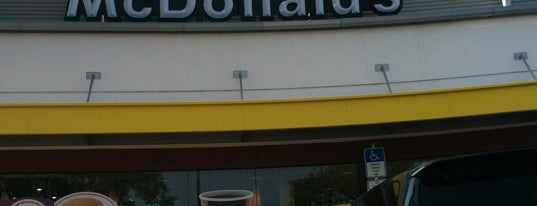 McDonald's is one of AT&T Spotlight on Tampa Bay, FL.