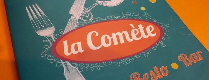 La Comète is one of Restaurants to try.