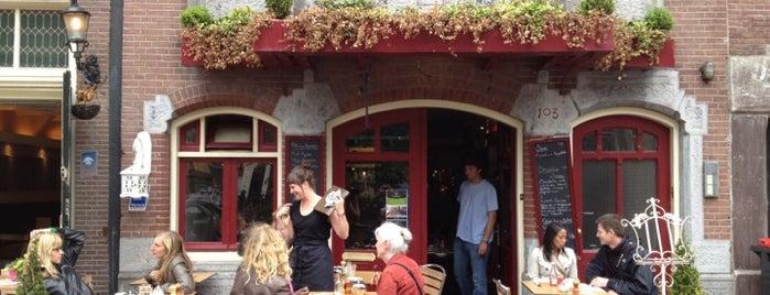 Greenwoods is one of Best Tea Spots in Amsterdam.
