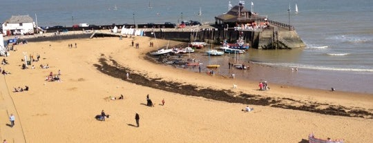Broadstairs Beach is one of Kent Coast.