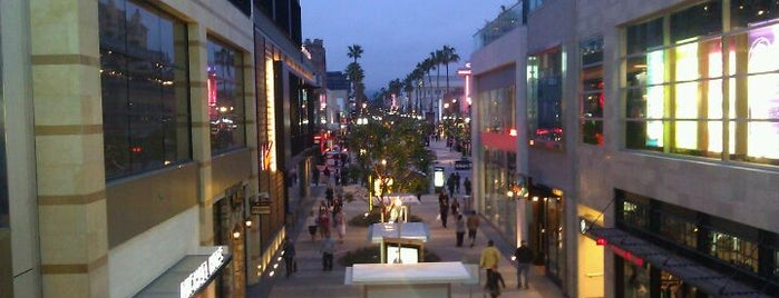 Santa Monica Place is one of Malls.