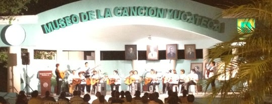 Museo De La Canción Yucateca, A.C. is one of Merida Tour.