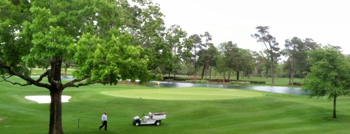 River Oaks Country Club is one of houston.