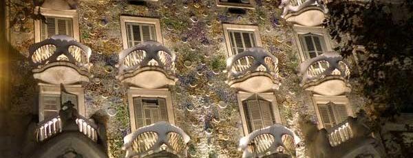 Casa Batlló is one of silvia 님이 저장한 장소.