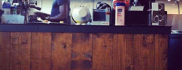 Koffie in Oost is one of Best Tea Spots in Amsterdam.