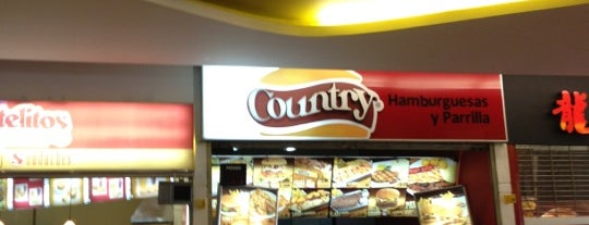 Country is one of Burgers.